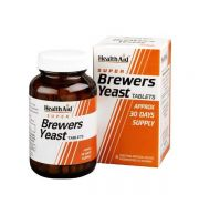 Health Aid Brewers Yeast 240 ταμπλέτες