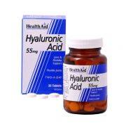Health Aid Hyaluronic Acid 55mg 30 Tablets