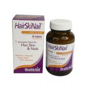 Health Aid Hair, Skin, Nail 30 ταμπλέτες