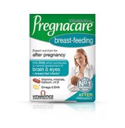 Vitabiotics Pregnacare Breast-Feeding για το Θηλασμό 84 (56 ταμπλέτες + 28 κάψουλες)
