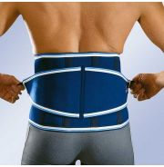 Orliman Crossed Neoprene Back Support With Cushion