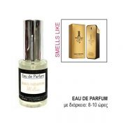 Eau De Parfum For Him Smells Like Paco Rabanne 1 Million 30ml