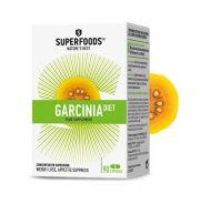 Superfoods Αδυνάτισμα Garcinia Diet 90 κάψουλες
