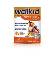 Vitabiotics Wellkid Πολυβιταμίνη Soft Jelly 30 μαλακές καραμέλες