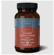 Terranova Living Multivitamin Man 50 Veg Caps
