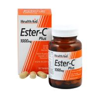 Health Aid Ester-C Plus 1000mg 30 ταμπλέτες