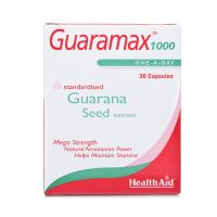 Health Aid Guaramax 1000 30 κάψουλες
