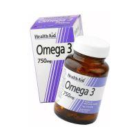 Health Aid Omega 3 750mg 30 κάψουλες