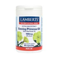 Lamberts Evening Primrose Oil with Starflower Oil 1000mg 90 κάψουλες