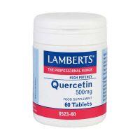 Lamberts Quercetin 500mg 60 ταμπλέτες