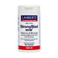 Lamberts Strongstart Mvm 60 ταμπλέτες