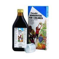 Salus Floradix Kindervital Σιρόπι για Παιδιά 250ml
