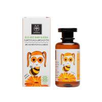 Apivita Eco Bio Baby & Kids Σαμπουάν & Αφρόλουτρο Με Καλέντουλα & Μέλι 200ml