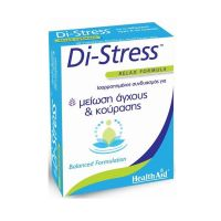 Health Aid Di-Stress 30 ταμπλέτες