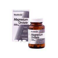 Health Aid Magnesium Orotate 500mg 30 ταμπλέτες