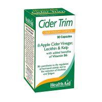 Health Aid Cider Trim Μηλόξυδο 90 κάψουλες