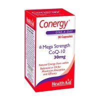 Health Aid Conergy CoQ-10 30mg 30 κάψουλες