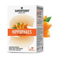 Superfoods Hippophaes Ιπποφαές 50 κάψουλες