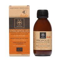 Apivita Propolis Παιδικό Βιολογικό Σιρόπι για το Λαιμό με Μέλι & Θυμάρι 150ml