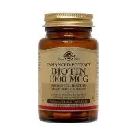 Solgar Biotin 1000mcg 50 φυτικές κάψουλες