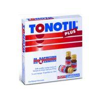 Tonotil Plus με Καρνιτίνη και 4 Αμινοξέα 10 vials x10ml