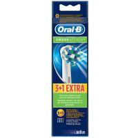 Oral-B Cross Action 3+1τμχ