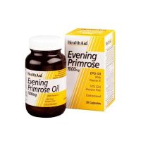 Health Aid Evening Primrose Oil 1000mg 30 κάψουλες