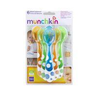 Munchkin Σετ Πηρούνια & Κουτάλια 6τμχ, 12m+