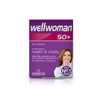 Vitabiotics Wellwoman για Γυναίκες 50+ 30 ταμπλέτες