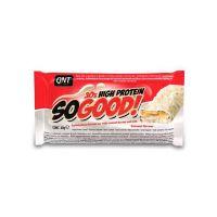 QNT So Good Bar Σνακ Υψηλών Πρωτεϊνών Με Γεύση Λευκή Σοκολάτα 60g