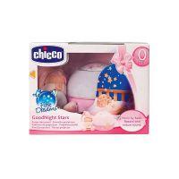 Chicco Ταμπλό Προβολέας Με 2 Φωτεινά Εφέ & 6' Μελωδιών 0m+ Ροζ