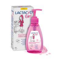 Lactacyd Girl Εξαιρετικά Ήπιο Τζελ Καθαρισμού Ευαίσθητης Περιοχής 200ml