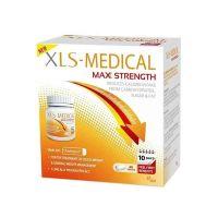 XL-S Medical Max Strength Συμπλήρωμα Διατροφής Που Μειώνει Την Πρόσληψη Θερμίδων Από Υδατάνθρακες, Σάκχαρα & Λίπη Πρόγραμμα 10 Ημερών 40 Δισκία