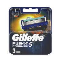 Gillette Fusion 5 Proglide Ανταλλακτικές Λεπίδες 3τμχ