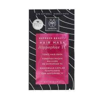 Apivita Express Beauty Μάσκα Μαλλιών Για Τριχόπτωση Με Ιπποφαές 20ml