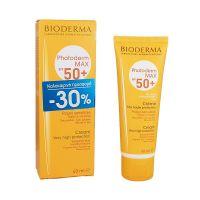Bioderma Photoderm MAX Αντιηλιακή Κρέμα Προσώπου Για Κανονικό/Ξηρό Δέρμα Spf50+ 40ml