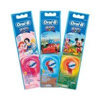 Oral-B Stages Power Brush Heads Disney 3 Σχέδια 2τμχ