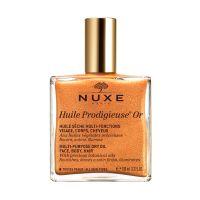 Nuxe Huile Prodigieuse Or Ιριδίζον Ξηρό Λάδι Για Πρόσωπο/Σώμα/Μαλλιά Για Όλες Τις Επιδερμίδες 100ml
