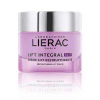 Lierac Lift Integral Κρέμα Προσώπου Νύχτας Αντιγήρανσης & Lifting 50ml