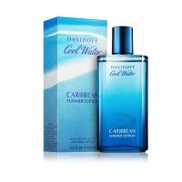 Davidoff Cool Water Caribbean Eau De Toilette 125ml