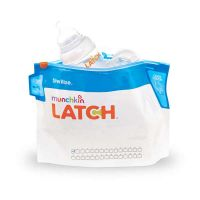 Munchkin Latch Σακουλάκια Αποστείρωσης 6τμχ