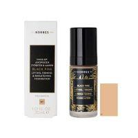 Korres Μαύρη Πεύκη Make-Up Για Ανόρθωση Σύσφιγξη & Λάμψη BPF1 30ml