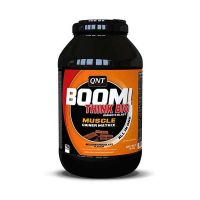 QNT Boom! Συμπλήρωμα Διατροφής Για Αύξηση Της Μυϊκής Μάζας Με Γεύση Σοκολάτα Γάλακτος 3kg