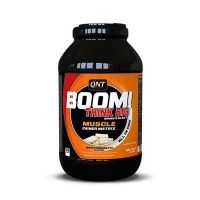 QNT Boom! Συμπλήρωμα Διατροφής Για Αύξηση Της Μυϊκής Μάζας Με Γεύση Λευκή Σοκολάτα 3kg