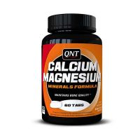 QNT Calcium & Magnesium Συμπλήρωμα Διατροφής Για Την Οστική Πυκνότητα 60 Ταμπλέτες