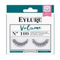 Eylure Lash Volume Τεχνητές Βλεφαρίδες Για Όγκο & Έντονο Βλέμμα No.100