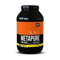 QNT Metapure Zero Carb Απομονωμένη Πρωτεΐνη Ορού Γάλακτος Με Γεύση Lemon Meringue 2kg