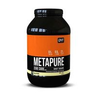 QNT Metapure Zero Carb Απομονωμένη Πρωτεΐνη Ορού Γάλακτος Με Γεύση Βανίλια 1kg