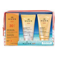 Nuxe Sunshine Offer Αντιηλιακή Κρέμα Προσώπου Sun Melting Cream Spf50 50ml & Refreshing After Sun Λοσιόν για Πρόσωπο & Σώμα 50ml & After Sun Shampoo για Μαλλιά & Σώμα 50ml