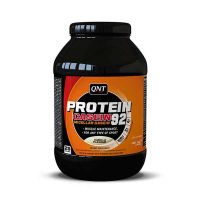 QNT Protein 92 Συμπλήρωμα Διατροφής Για Συντήρηση Των Μυών Με Γεύση Βανίλια 750g